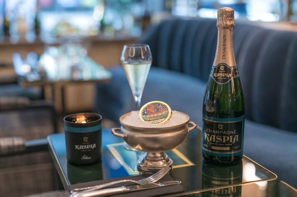Caviar Kaspiar - Salon de dégustation (4)