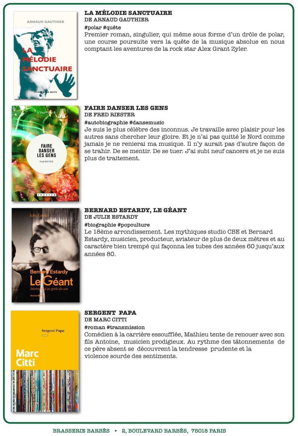 Prix Barbès 2019 - sélection des livres-4